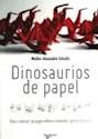 Libro Dinosaurios De Papel