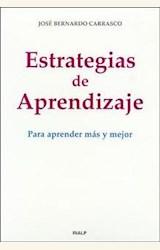 Papel ESTRATEGIAS DE APRENDIZAJE. PARA APRENDER MAS Y MEJOR (R) (2