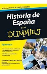E-book Historia de España para Dummies