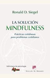 Papel LA SOLUCIÓN MINDFULNESS