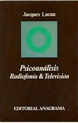 Papel PSICOANALISIS (RADIOFONIA & TELEVISION)