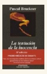 Papel TENTACION DE LA INOCENCIA, LA