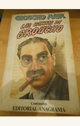 Papel CARTAS DE GROUCHO, LAS