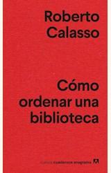 Papel CÓMO ORDENAR UNA BIBLIOTECA