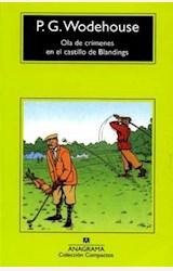 Papel OLA DE CRIMENES EN EL CASTILLO DE-CM021