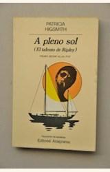 Papel A PLENO SOL (EL TALENTO DE RIPLEY)