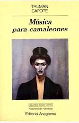 Papel MUSICA PARA CAMALEONES           -PN128