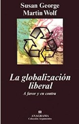 Papel GLOBALIZACION LIBERAL, LA.       -A292
