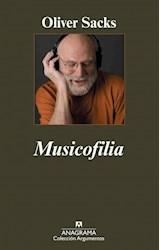 Papel MUSICOFILIA. RELATOS DE LA MUSICA Y EL CEREBRO