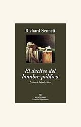 Papel EL DECLIVE DEL HOMBRE PUBLICO