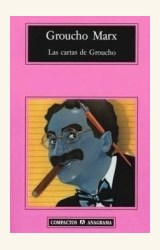 Papel CARTAS A GROUCHO, LAS