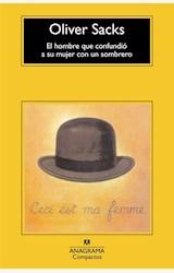 Papel EL HOMBRE QUE CONFUNDIÓ A SU MUJER CON UN SOMBRERO