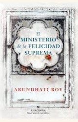Papel EL MINISTERIO DE LA FELICIDAD SUPREMA