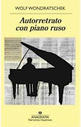 Papel AUTORRETRATO CON PIANO RUSO