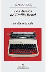 Papel LOS DIARIOS DE EMILIO RENZI. UN DÍA EN LA VIDA