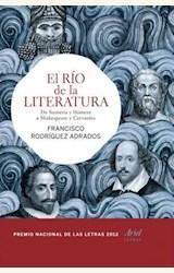 Papel EL RIO DE LA LITERATURA