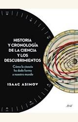 Papel HISTORIA Y CRONOLOGIA DE LA CIENCIA Y LOS DESCUBRIMIENTOS