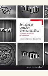 Papel ESTRATEGIAS DE GUION CINEMATOGRAFICO