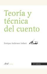 Papel TEORIA Y TECNICA DEL CUENTO