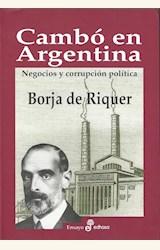 Papel CAMBÓ EN ARGENTINA