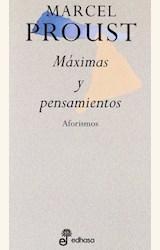 Papel MAXIMAS Y PENSAMIENTOS