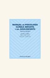 Papel MANUAL PSICOLOGIA CLINICA INFANTIL Y ADOLESC.-TRASTORNOS ESP