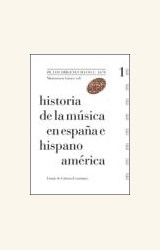 Papel HISTORIA DE LA MUSICA EN ESPAÑA E HISPANO AMERICA 1