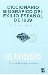 Papel DICCIONARIO BIOGRAFICO DEL EXILIO ESPAÑOL DE 1939