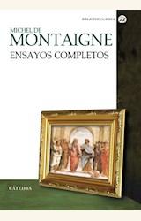 Papel ENSAYOS COMPLETOS (MONTAIGNE)