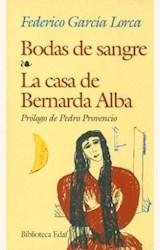 Papel BODAS DE SANGRE / LA CASA DE BERNARDA ALBA