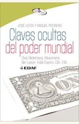 Papel CLAVES OCULTAS DEL PODER MUNDIAL