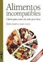 Libro Alimentos Incompatibles