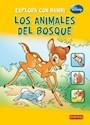 Libro Explora Con Bambi Los Animales Del Bosque / Disney