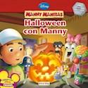 Libro Manny Manitas  Halloween Con Manny