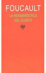 Papel HERMENEUTICA DEL SUJETO. CURSO DEL COLLEGE DE FRANCE (1982)