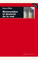 Papel BIENVENIDOS AL DESIERTO DE LO REAL