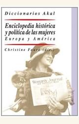 Papel ENCICLOPEDIA HISTORICA Y POLITICA DE LAS MUJERES