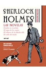 Papel SHERLOCK HOLMES (ANOTADO), LAS NOVELAS