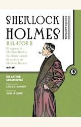Papel SHERLOCK HOLMES (ANOTADO), RELATOS II
