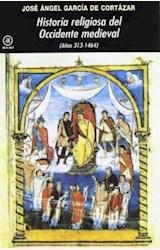 Papel HISTORIA RELIGIOSA DEL OCCIDENTE MEDIEVAL