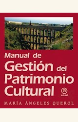 Papel MANUAL DE GESTION DEL PATRIMONIO CULTURAL