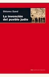 Papel LA INVENCION DEL PUEBLO JUDIO