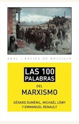 Papel LAS 100 PALABRAS DEL MARXISMO