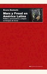 Papel MARX Y FREUD EN AMERICA LATINA