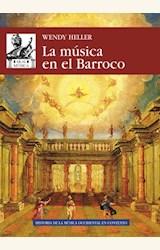 Papel LA MUSICA EN EL BARROCO