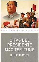 Papel CITAS DEL PRESIDENTE MAO TSE-TUNG