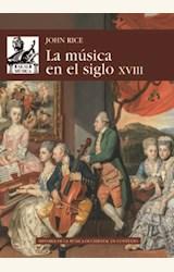 Papel MÚSICA EN EL SIGLO XVIII
