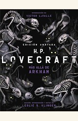 Papel H. P. LOVECRAFT ANOTADO. MÁS ALLÁ DE  ARKHAM