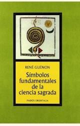 Papel SIMBOLOS FUNDAMENTALES DE LA CIENCIA SAGRADA, LOS