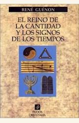 Papel REINO DE LA CANTIDAD Y LOS SIGNOS DE LOS TIEMPOS, EL